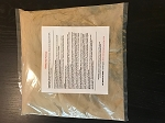 1 lb. of Organic Essiac blended herbs in a sealed/labeled bag