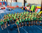 Second Payment - Summer Adult Gymnastics Camp 2020 Balance Owed