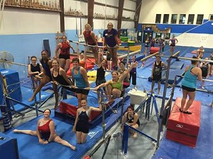 Summer Adult Gymnastics Camp Payment in Full
