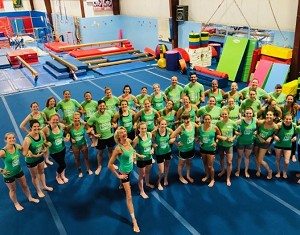 Gymnastics Summer Camps 2020.Second Payment Summer Adult Gymnastics Camp 2020 Balance Owed