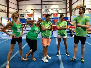 Gymnastics Summer Camps 2020.First Payment Summer Adult Gymnastics Camp 2020 Nonrefundable Deposit